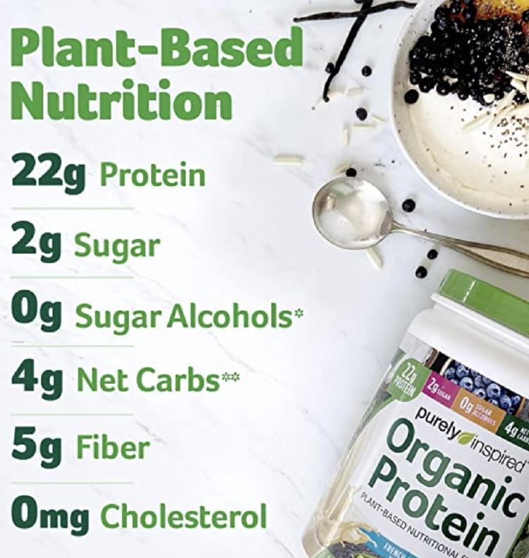 plant based nutrion