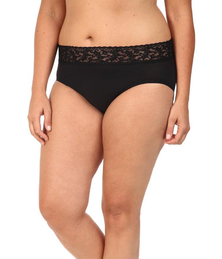 hanky-panky-Black-Plus-Size-Organic-Cotton-Signature-Lace-French-Brief-Underwear