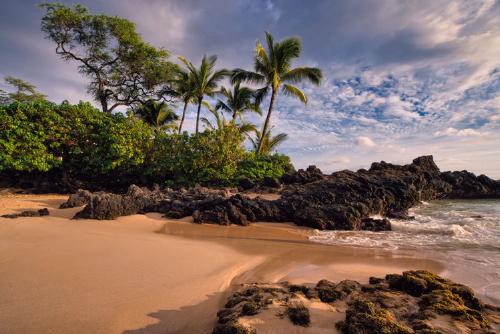beautiful beach at Mauii
