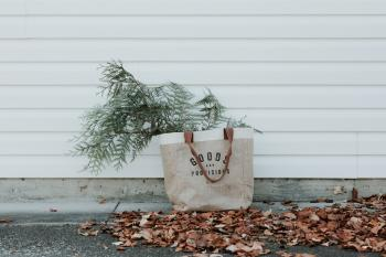 Tote Bags, a Green Alternative for a Sustainable Lifestyle