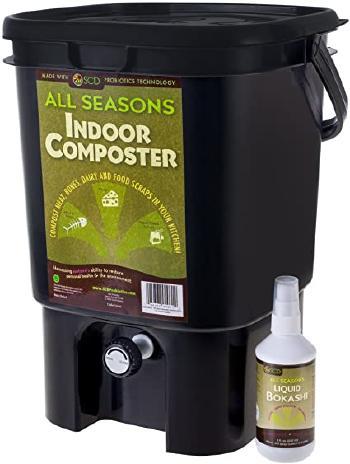 Composter kit- indoor composter
