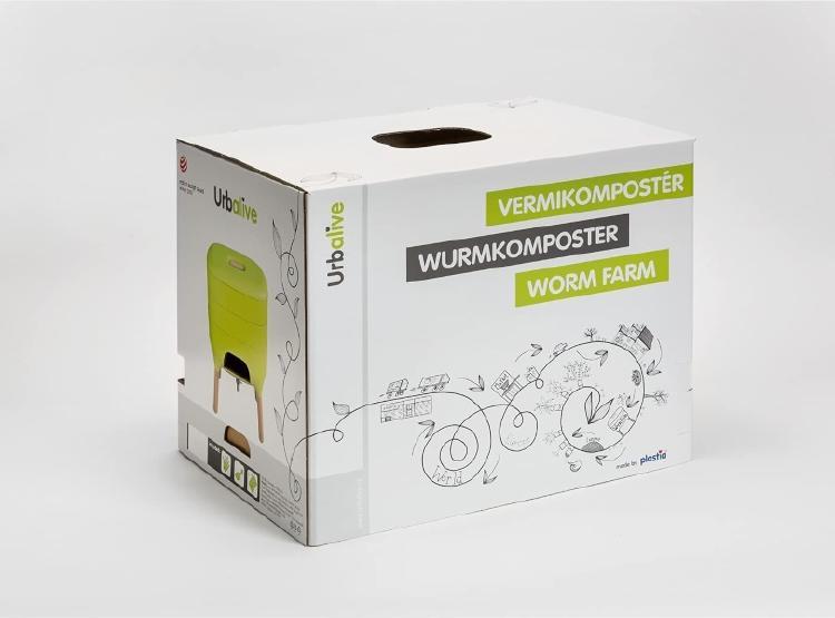 bin packaging