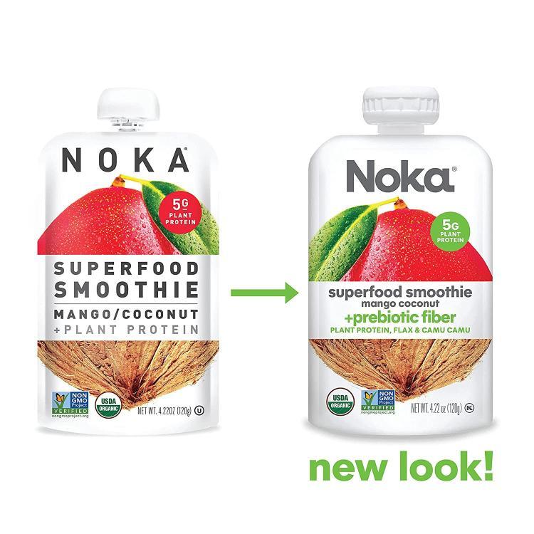 The NOKA Mango smoothie