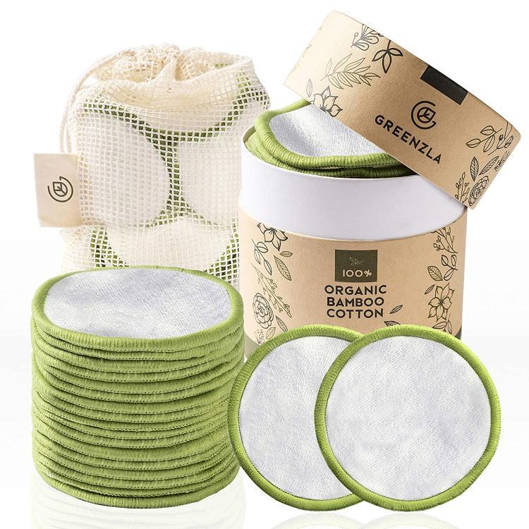 Cotton pads reusable